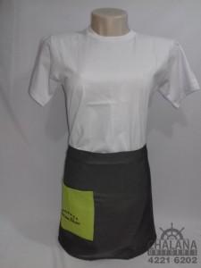 Avental cintura
