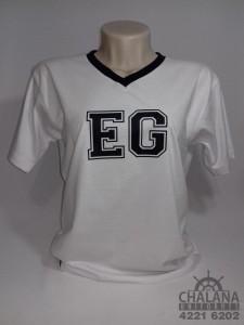 Camiseta Silkada do Eduardo Gomes
